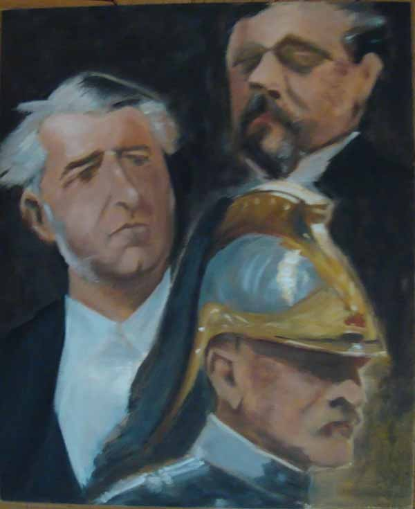 Les 3 portraits