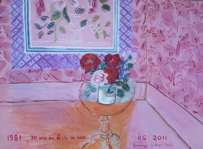 Trente ans ou la vie en rose