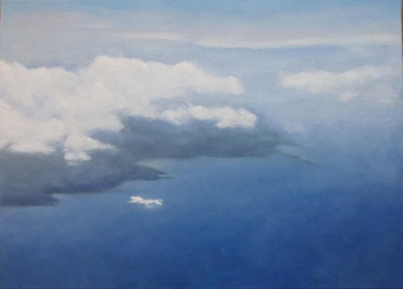 La Balagne sous les nuages