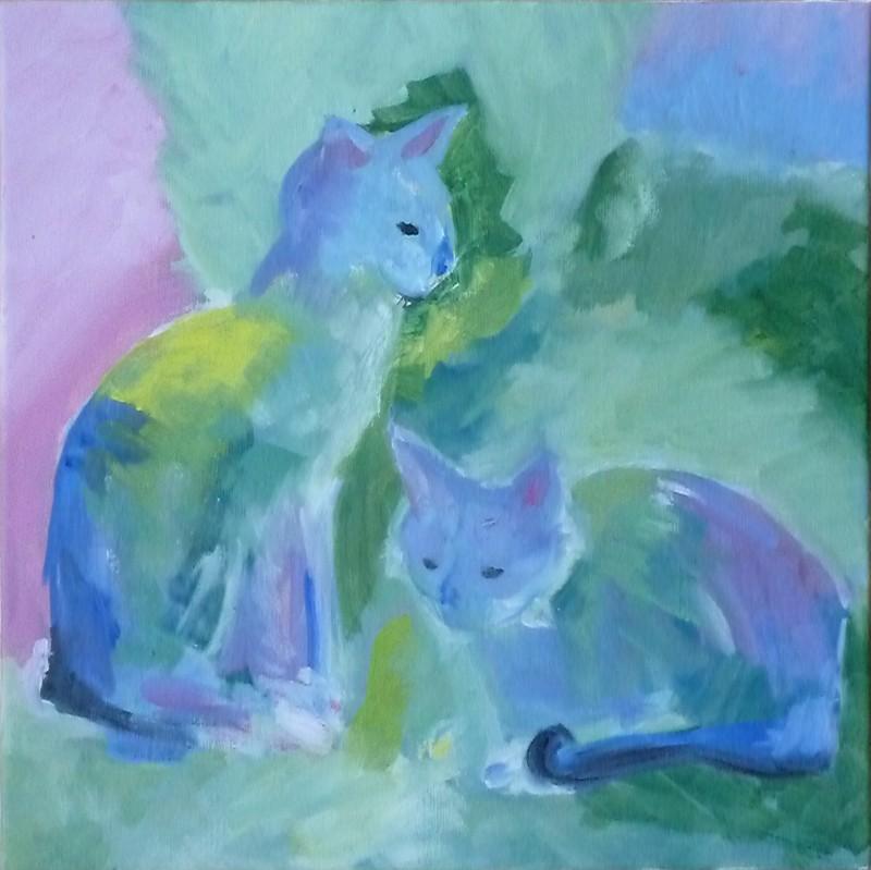 Les chats de Sant'Antonino
