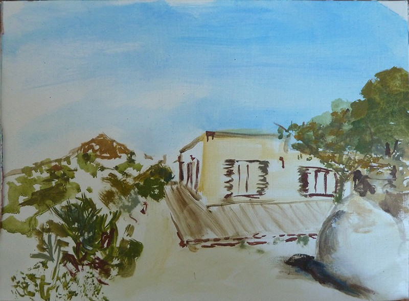 Maison à Sant'Antonino