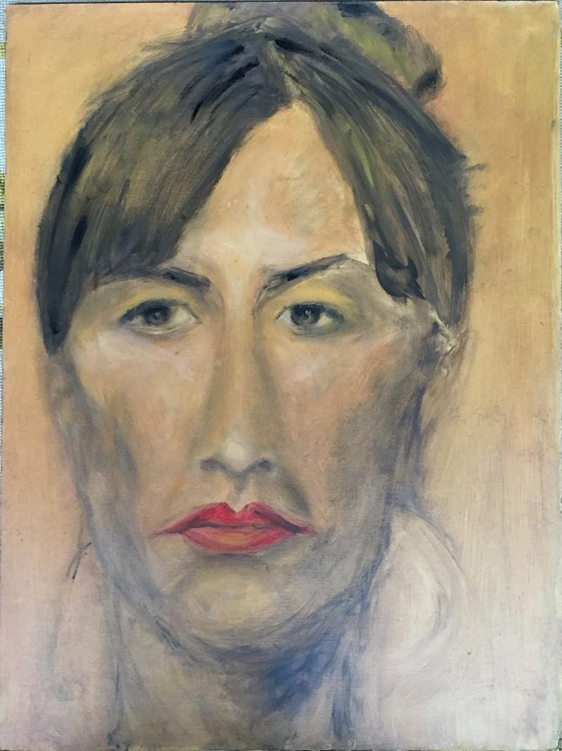 Portrait à la Grande Chaumière