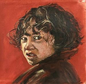 Enfant syrien 1