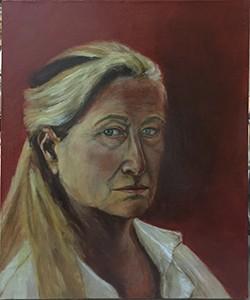 Autoportrait d'atelier